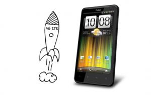 HTC Velocity Pressebild